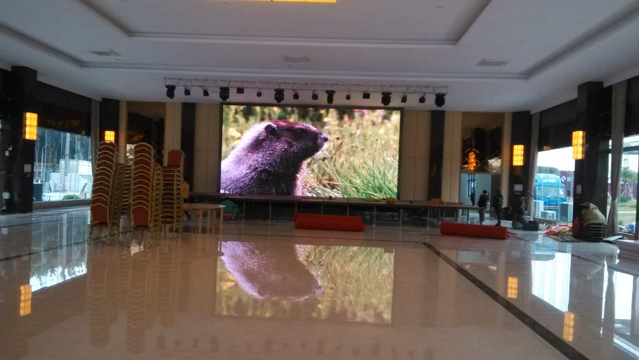 BAKO Indoor P4 LED Display 40sqm In Guangdong